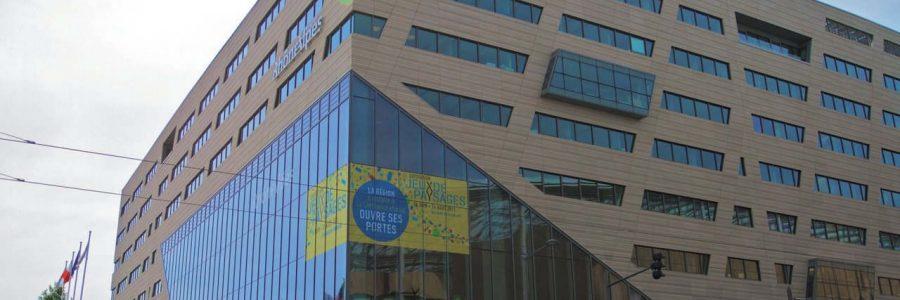 L'HÔTEL DE RÉGION – Lyon