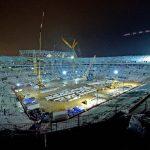 Grand Stade OL Nuit – © Stéphane Guiochon / Le Progrès