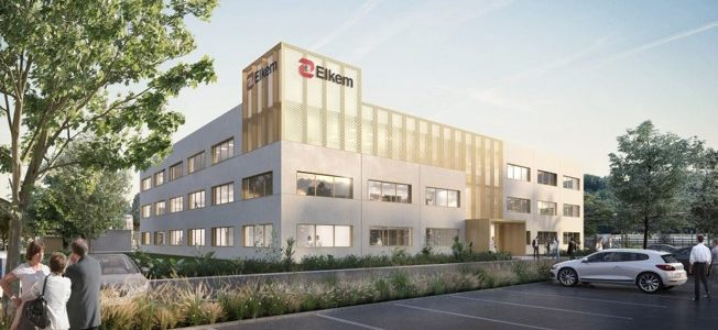 Centre R&D Elkem Silicones à Saint Fons